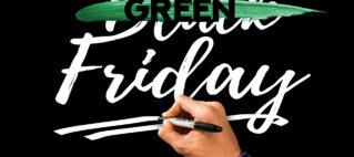 Black Friday vs Green Friday
