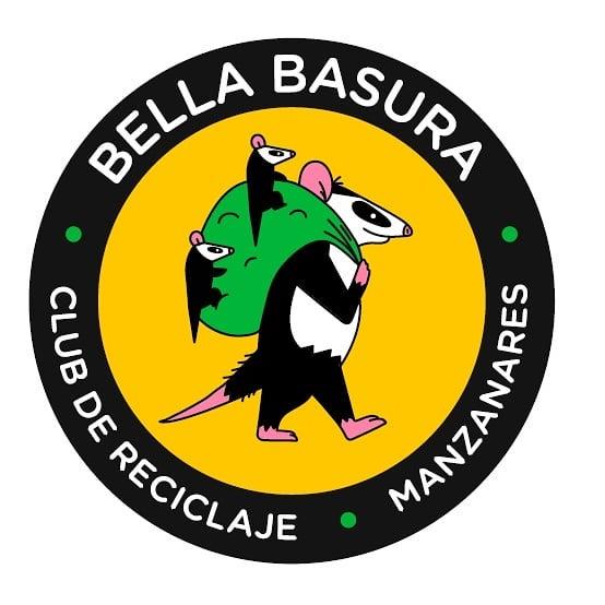 Logo de Bella Basura Manzanares