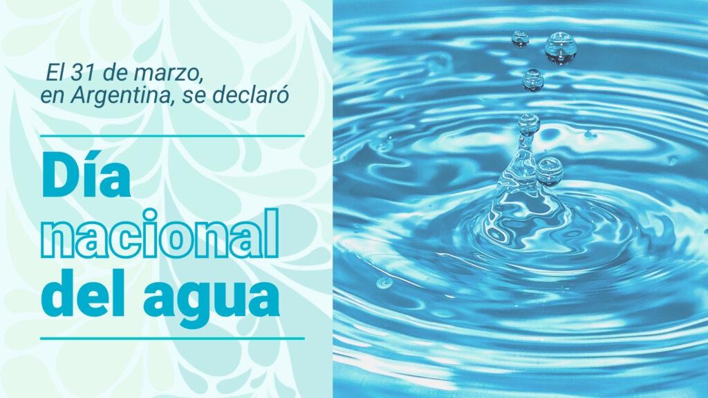 Día nacional del agua en argentina