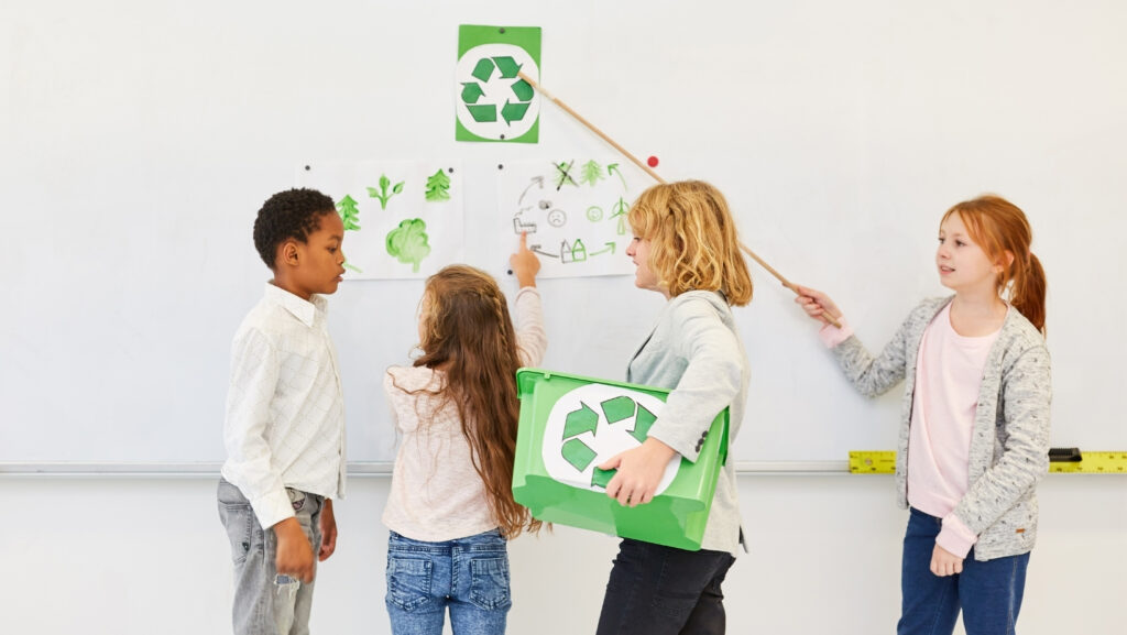 educacion ambiental infancia