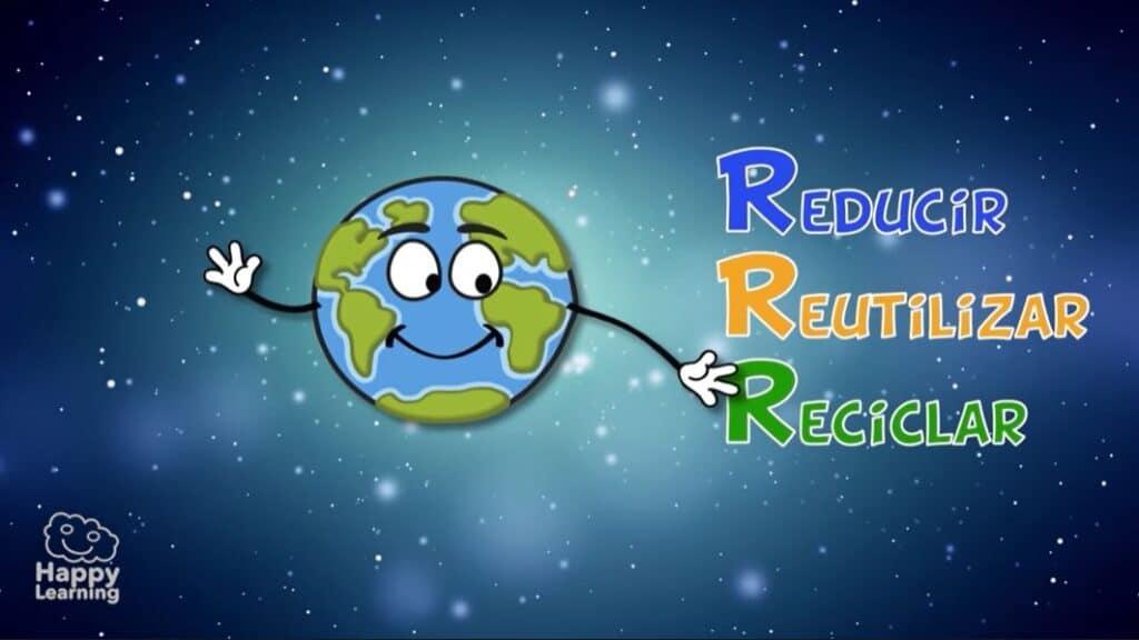 Enseñar a los niños a cuidar el planeta con las 3R